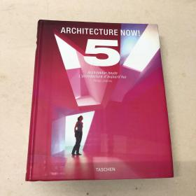Architecture Now 5:当今建筑 5