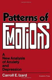 Patterns of Emotions: A New Analysis of Anxiety and Depression-情绪模式:焦虑与抑郁的新分析