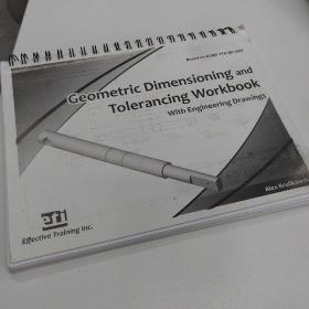 Geometric Dimensioning and Tolerancing workbook 几何尺寸标注和公差基础 练习册