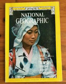 美国国家地理杂志(英文版)(The national geographic magazine)1976VOL.149,NO.6. 1976VOL.150,NO.1.2.3.4.5.6.(七册合售)