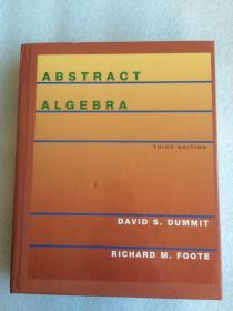 现货  Abstract Algebra   英文原版  抽象代数   Richard M. Foote David S. Dummit