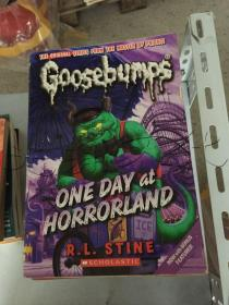 One Day At Horrorland (Classic Goosebumps)---[ID:179297][%#324A5%#]