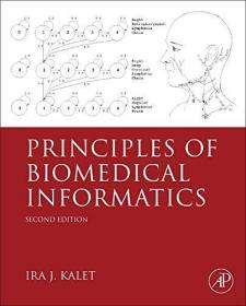 预订2周到货 Principles of Biomedical Informatics  英文原版