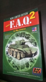 F.A.Q. 2 : Frequently Asked Questions on AFV Painting Techniques