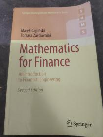 Mathematics for Finance:An Introduction to Financial Engineering
