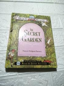 The Secret Garden (Hear It Read It)秘密花园 (含CD)精装本