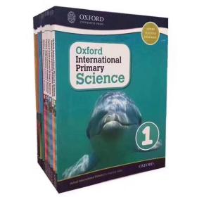Oxford Internatinal primary science​1-6‎牛津科学教​材12册
