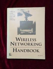 WIRELESS NETWORKING HANDBOOK 有签名