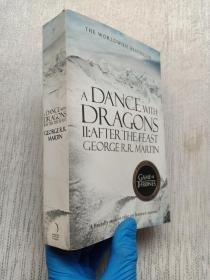 A Dance With Dragons:After the Feast: Book 5 of a Song of Ice and Fire