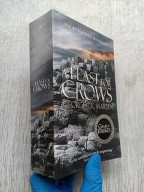 A Feast for Crows:Book 4 of a Song of Ice and Fire