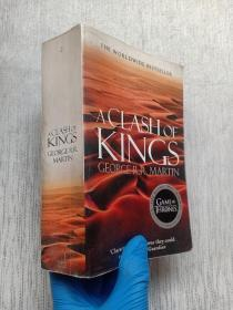 A Clash of Kings:Book 2 of a Song of Ice and Fire