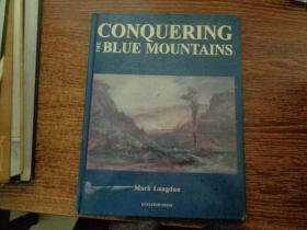 CONQUERING THE BLUE MOUNTAING
