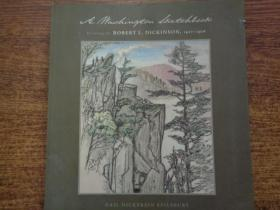 A Washington Sketchbook: Drawings by Robert L. Dickinson, 1917-1918