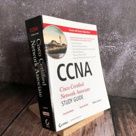 CCNA Cisco Certified Network Associate Study Guide: Exam 640-802, includes CD-ROM, 7th Edition