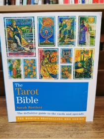 塔罗圣经:塔罗完全指南 The Tarot Bible:The Definitive Guide to the Cards and Spreads by Sarah Bartlett (神秘学)英文原版书