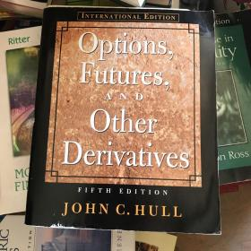 Options, Futures, AND Other Derivatives(附光盘)