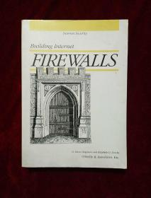 Building Internet Firewalls(英文原版)有签名