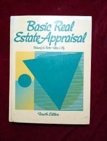BASIC REAL ESTATE APPRAISAL