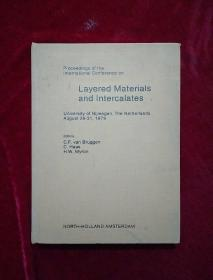 Layered Materials and Intercalates