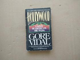 Gore vidal hollywood a novel of america in the 1920s(详见图)