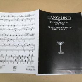 Canon in D Advanced Piano Solo 卡农D高级钢琴独奏