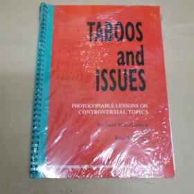 Taboos and Issues 禁忌和问题