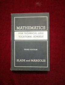 MATHEMATICS FOR TECHNICAL AND VOCATIONAL SCHOOLS