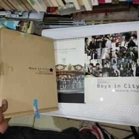 SUPER JUNIOR CALENDRR BOYS IN CITY 2009(写真集 + 光盘 + 精品台历)