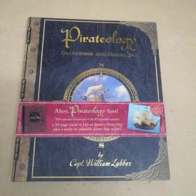 Pirateology Guidebook and Model Set [With Pirate Ship Model] 海盗学指南和模型集[含海盗船模型]