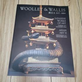 Woolley&Wallis威立士 EST.1884