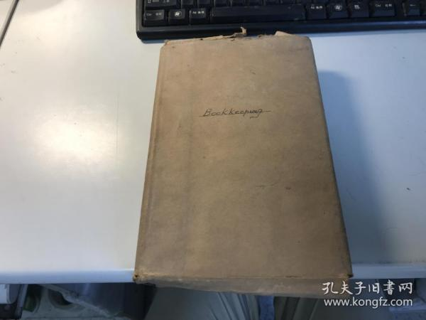 I.C.S  reference   library     bookkeeping  1904年版本   稀见     精装版  漂 亮