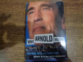 WHY ARNOLD MATTERS --THE RISE OF A CULTURAL ICON