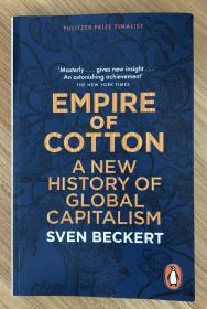 Empire of Cotton: A New History of Global Capitalism 9780141979984