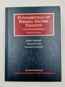 fundamentals of federal income taxation cases and materials tenth edition