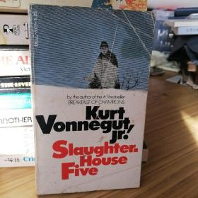 【外文原版】Kurt Vonneyutjr ! Slaughterhouse Five