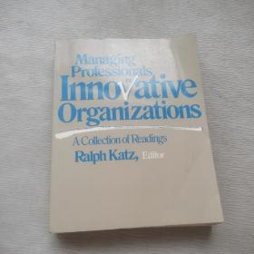 Managing Professionals Innoin ative Organizations