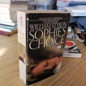 【外文原版】SOPHIE'S  CHOICE WILLIAM STYRON
