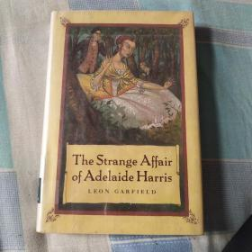 The Strange Affair of Adelaide Harris