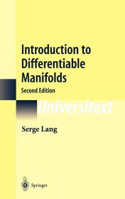 预订2周到货  Introduction to Differentiable Manifolds (Universitext)  英文原版 微分流形导论