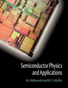 预订2周到货 Semiconductor Physics and Applications (Series on Semiconductor Science and Technology)  英文原版 半导体物理及其应用
