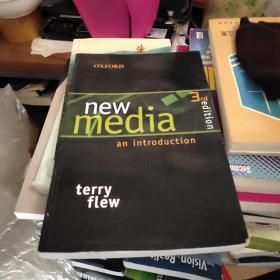 new media an introduction【third edition】【英文原版24开本,如图实物图】