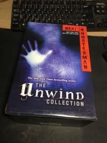 SHUSTERMAN:UNWIND  UNWHOLLY  UNSOULED(全三册 精装 有涵套)
