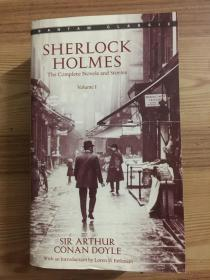 SHERLOCK HOLMES The Complete Novels and Stries Volume 1
