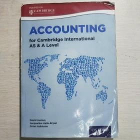 ACCOUNTING for Cambridge international as&a level