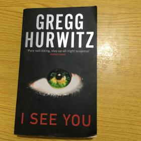 gregg hurwitz I SEE YOU【英文原版】32开【外文书--40】