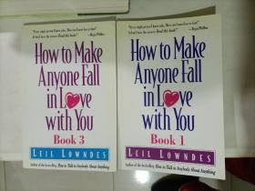 How to Make Anyone Fall in Love With You  (1,3)两册