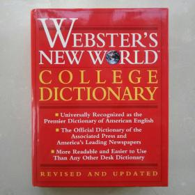 WEBSTER'S NEW WORLD COLLEGE DICTIONARY, REVISED AND UPDATED, THIRD EDITION
