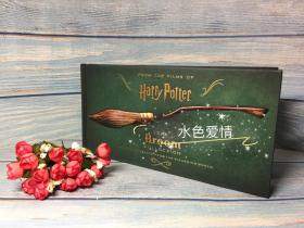 哈利波特扫帚收藏集 英版Harry Potter: The Broom Collection