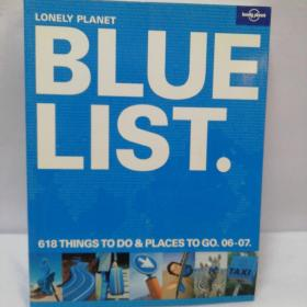 The Lonely Planet Bluelist 2006