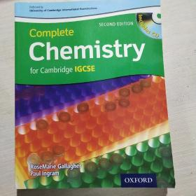 Complete chemistry for cambridge igcse